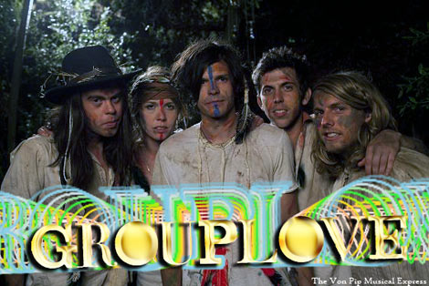 GROUPLOVE Interview On The Von Pip Musical Express