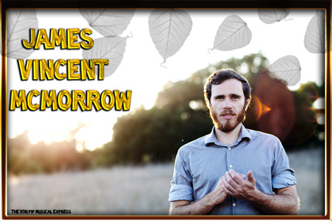 James Vincent McMorrow - Interview