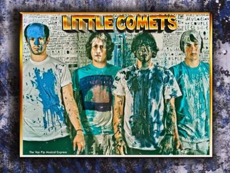 Little Comets Interview 2011
