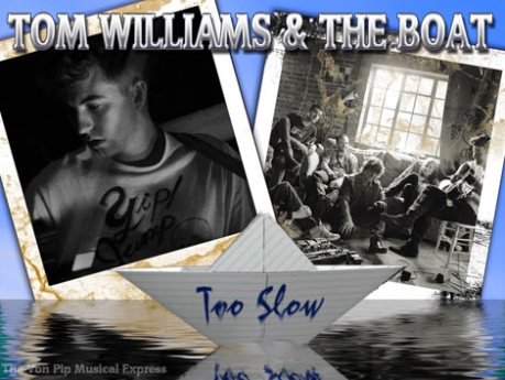 Tom Williams And the Boat Interview