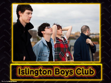 Islington Boys Club Interview 2001 - Von Pip Musical Express