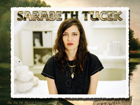Sarabeth Tucek Get Well Soon- Album Review -Interview The VPME