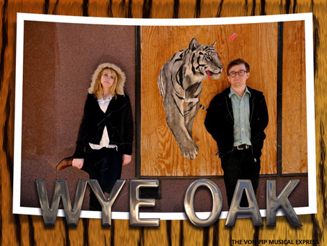 Wye Oak Interview 2011-The Von Pip Musical Express