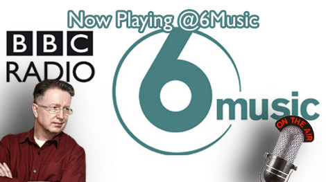 Now Playing @6Music with Tom Robinson