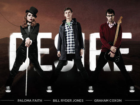 Graham Coxon, Paloma Faith and Bill Ryder-Jones - DESIRE  - FREE DOWNLOAD.