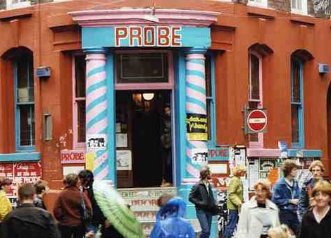 Probe Records Liverpool