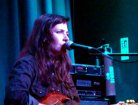 Sarabeth Tucek Live Review -Band On the Wall, Manchester 2011