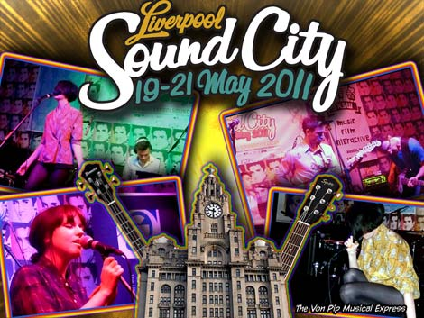 Liverpool Sound City 2011 Review