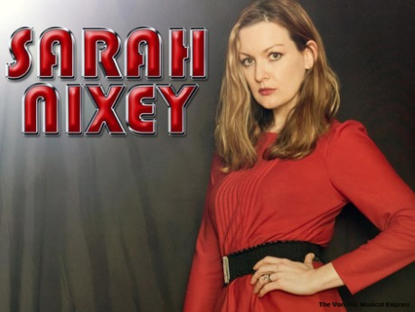 Sarah Nixey - Brave Tin Soldiers Album Review And Interview