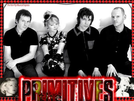 The Primitives Interview 2011 - The VPME