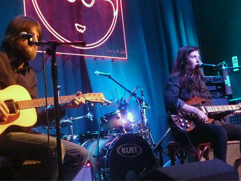 Sarabeth Tucek Live Review Manchester 2011