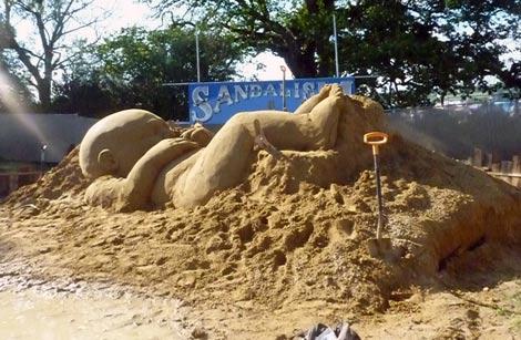 Sand Baby