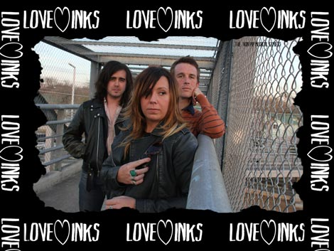 Love Inks - Interview The Von Pip Musical Express