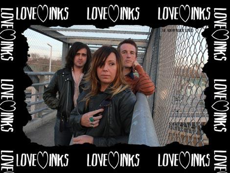Love Inks - Interview The Von Pip Musical Express
