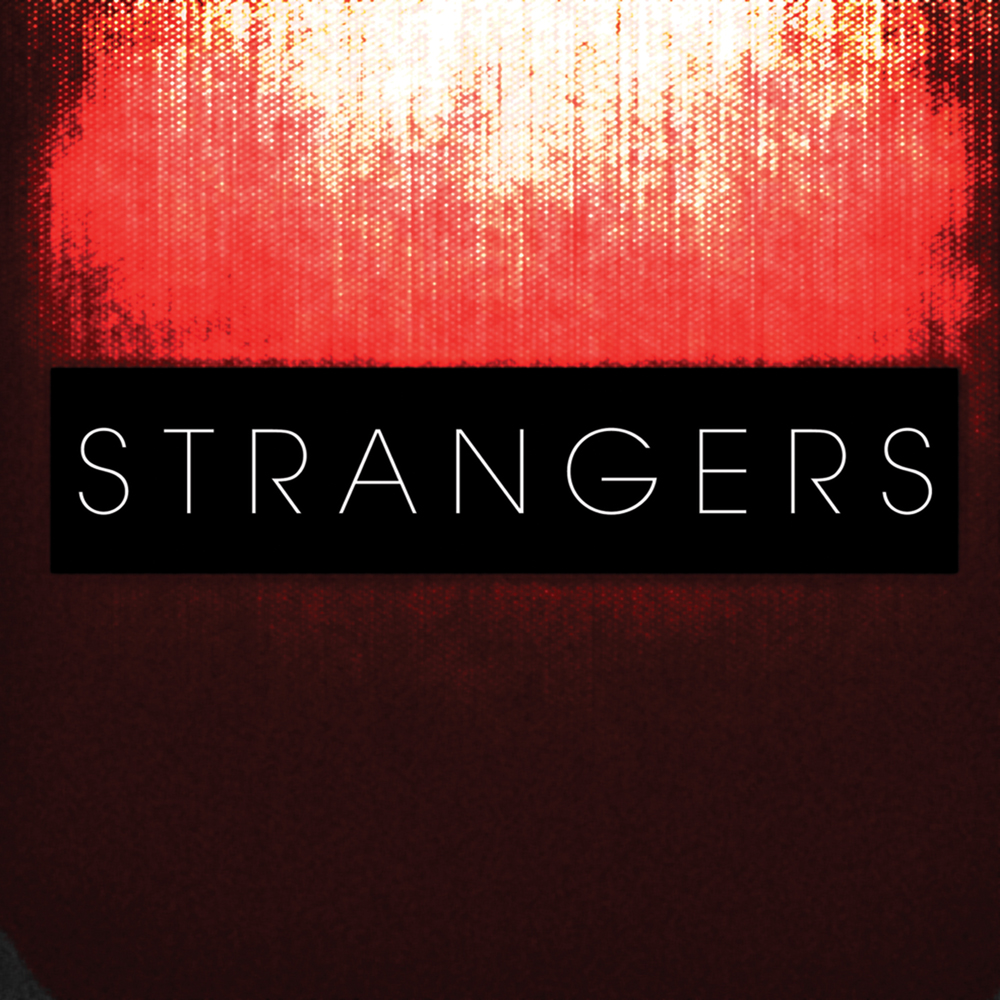 Strangers. EP2 Cover