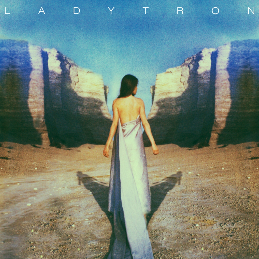 Ladytron - Gravity The Seducer,'  Album art