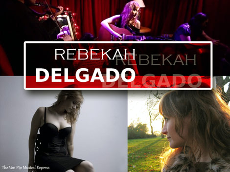 Rebekah Delgado Interview