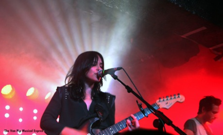 Juanita And Joel Stein - Howling Bells - The Von Pip Musical Express