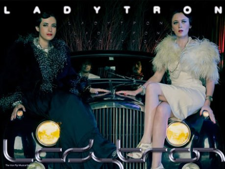 dytron - Gravity The Seducer Album Review and Interview with Helen from the band - The Von Pip Musical Express (3)
