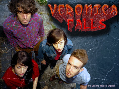 Veronica Falls The Von Pip Musical Express Interview