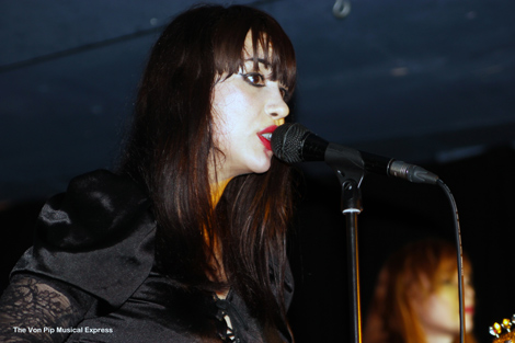 Dee Dee Dum Dum Girls -Photo By Andy Von Pip- Manchester.