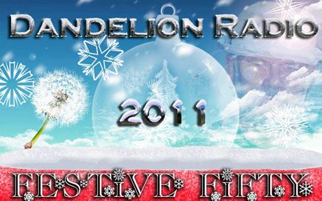 Dandelion Festive Fifty 2011
