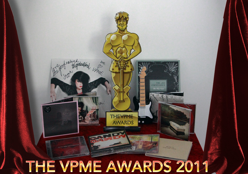 THE VPME AWARDS 2011