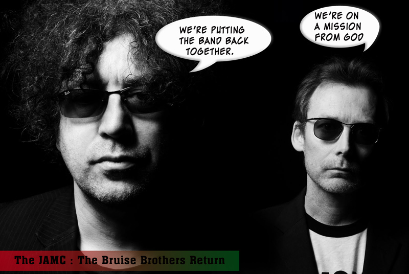 The Jesus And Mary Chain Return For Gigs In 2012